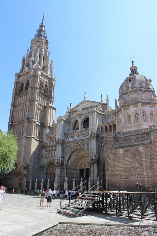 Собор Святой Марии в Толедо - Cathedral of Toledo