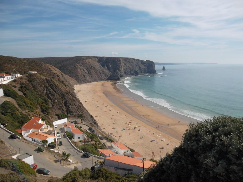 Пляж Arrifana