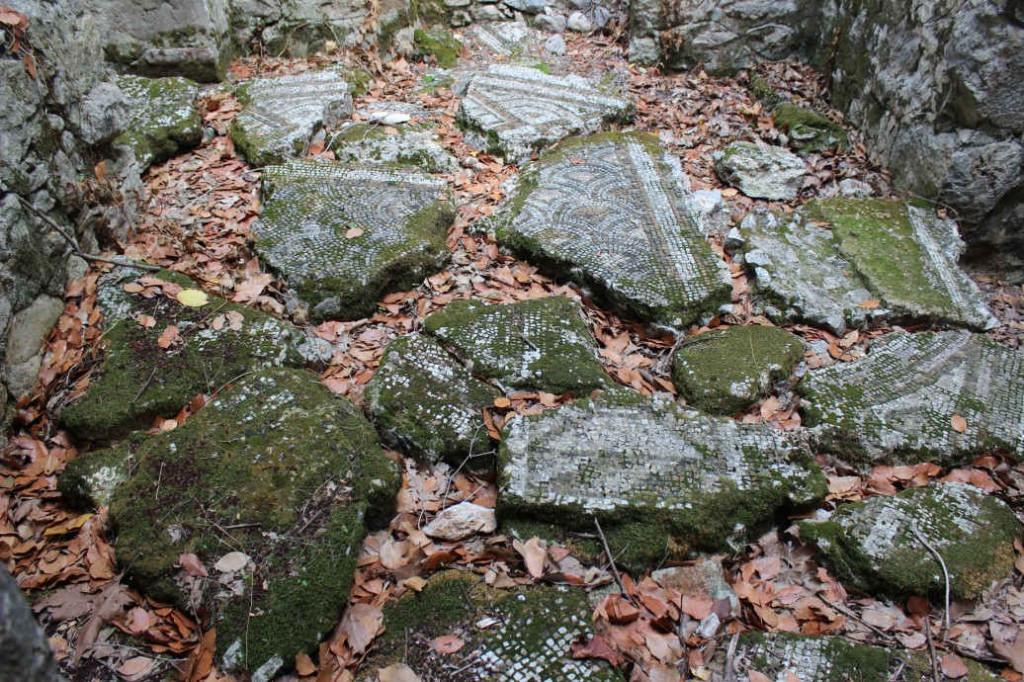 Фрески в храме Николая Угодника в Демре