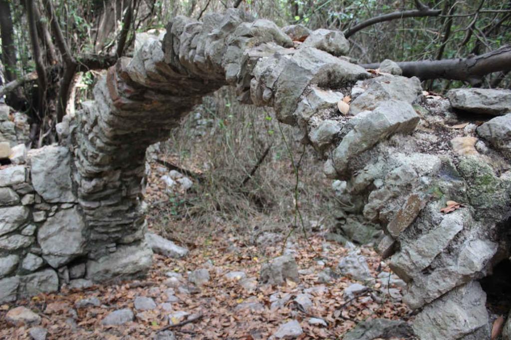 Арка в Олимпосе