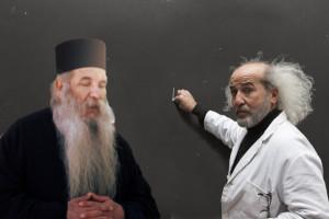 Река Улупынар у входа в Олимпос